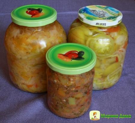 Зеленые помидоры – три разных рецепта