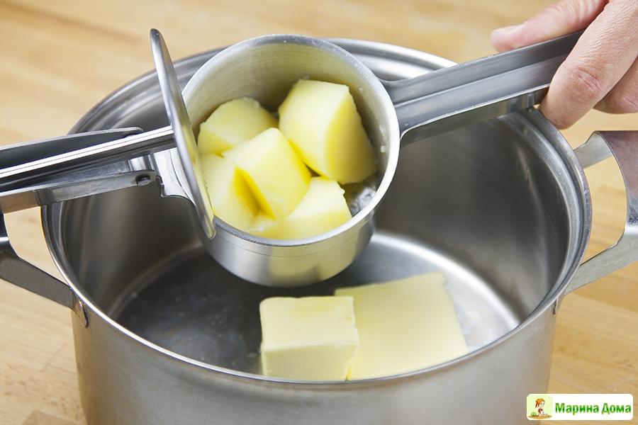 Пресс для картофеля пюре