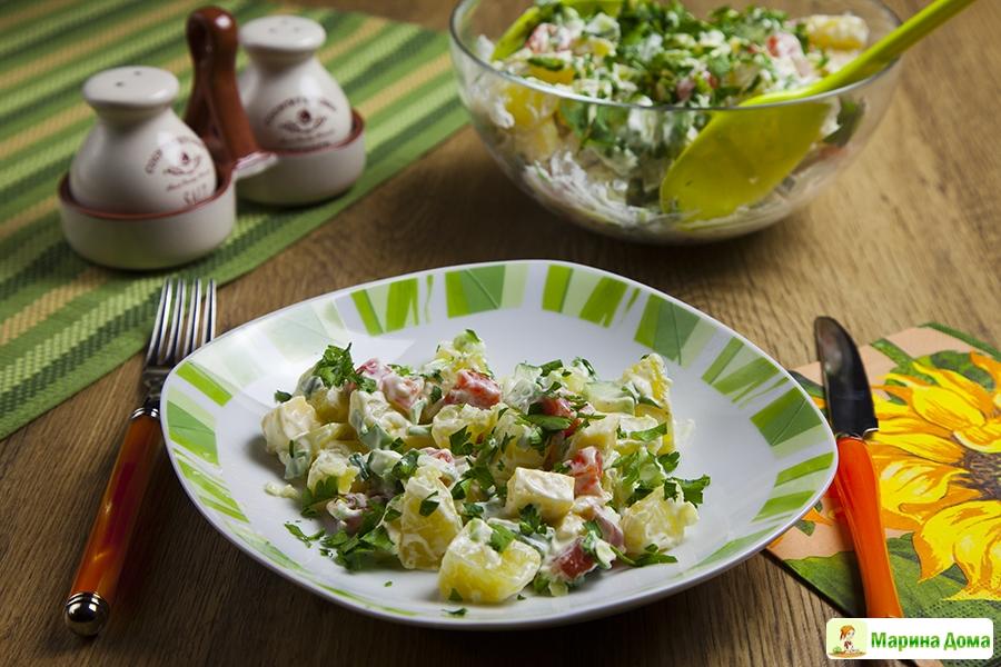 Лучшие салаты с семгой рецепты 109