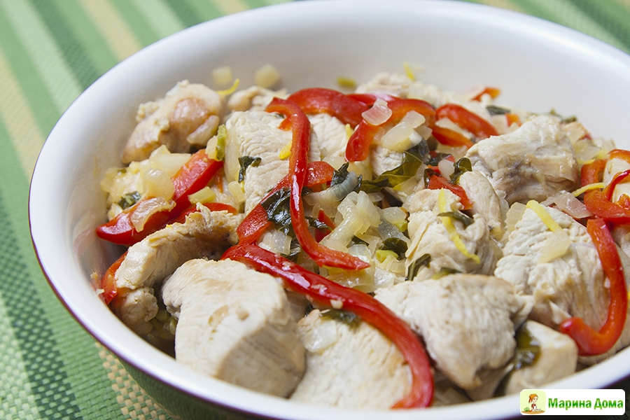 Рецепты для свинины с картошкой в мультиварке