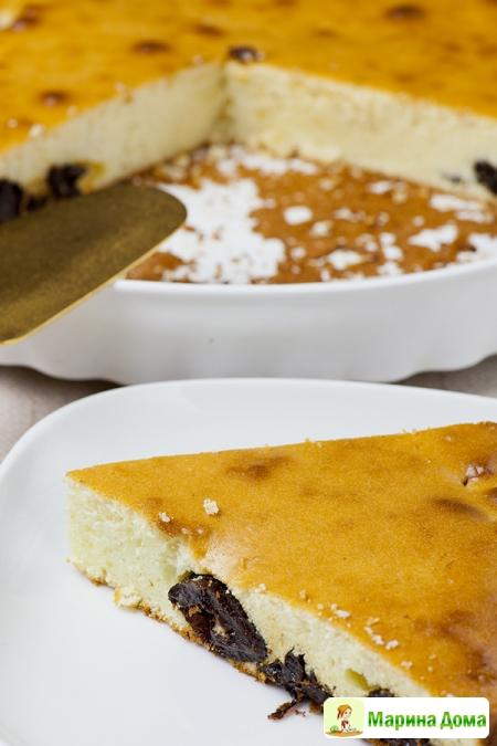 Бретонский пирог