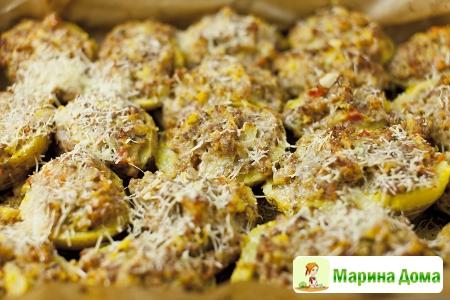 Фаршированный картофель:  из малого – что-то особенное